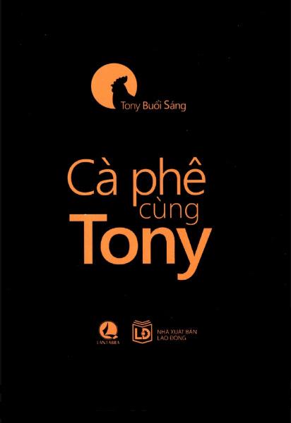 sách bán chạy Cafe Cùng Tony