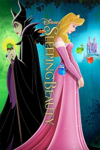 truyện tiếng anh cho trẻ Sleeping Beauty