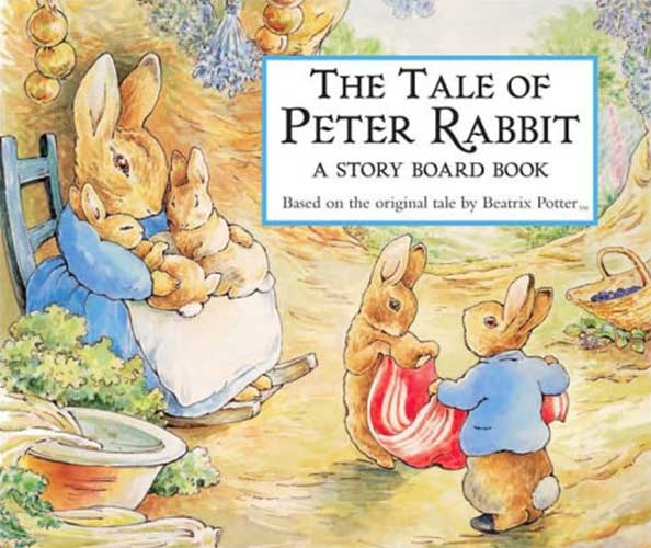 The Tale of Petter Rabbit