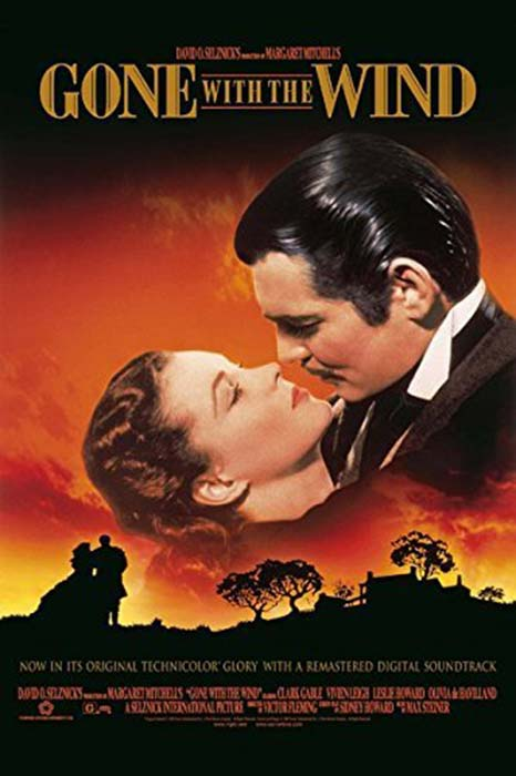 Phim chuyển thể Gone With The Wind