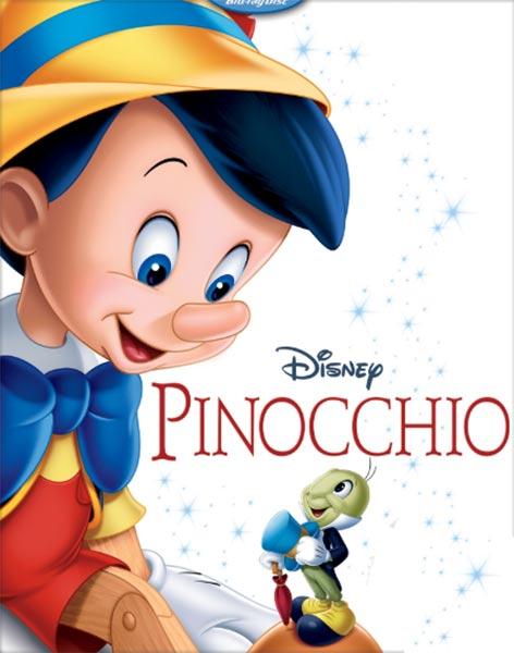 truyện tiếng anh cho trẻ Pinocchio