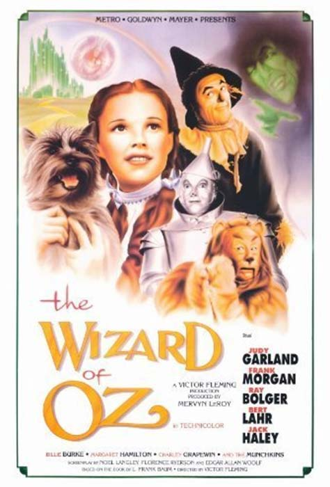Phim chuyển thể The Wizard Of Oz
